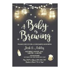 a baby is brewing a baby is brewing baby shower ticket invitations zazzle