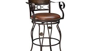 Backless Counter Stool Leather Tolerance High Back Bar Stools With Arms Tags Wood Metal Bar