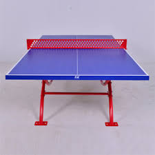 tabletop ping pong table outdoor waterproof table tennis tables game standard size ping pong