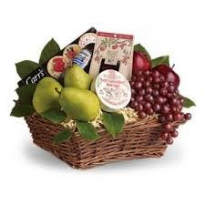fruit delights delicious delights basket crown florals parkersburg wv 26101