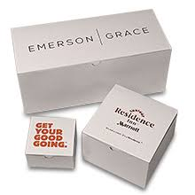 printed gift boxes custom printed boxes feature your label and logo