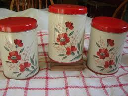 kitchen canister sets vintage 1272 best canister sets images on vintage kitchen