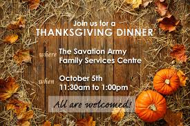 salvation army thanksgiving volunteer the salvation army grande prairie serving grande prairie for