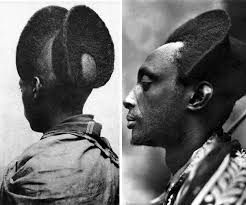 internet falls in love with traditional rwandan amasunzu hairstyle