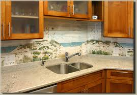 decorative kitchen backsplash tumbled tile murals for kitchen backsplash decorative tile