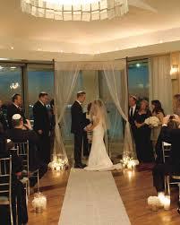 a modern black and white wedding in new york city martha stewart