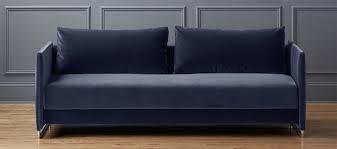 Blue Sleeper Sofa Best Blue Velvet Sleeper Sofa 37 For Your Contemporary Sofa