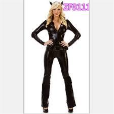 Halloween Costume Aliexpress Buy 2017 Cat Costume Long Sleeve Black