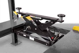 Low Ceiling 2 Post Lift by Bendpak Hd 9 Four Post Lift 9 000 Lb Capacity Standard Width