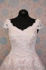 venetia 1620 uk short knee tea or calf length wedding dress