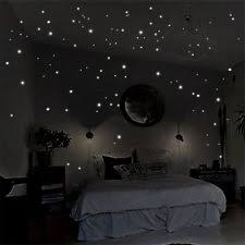 Glow In The Dark Home Decor Glow In The Dark Ceiling Stars Ebay