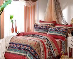 boho bedding unique colorful boho bedding fashion bohemian