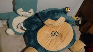 Pokemon Snorlax Bean Bag Chair Snorlax Beanbag Chair Pokémon Amino