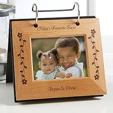 flip photo album engraved flip photo album picture frame for