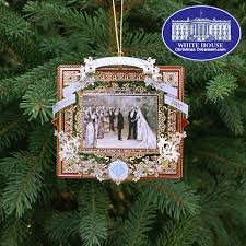 2007 white house grover cleveland ornament