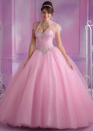 vizcaya quinceanera dresses vizcaya 89017 pink strapless beaded quinceanera gown rissyroos