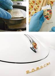 stuttgart coat of arms origins and making of the porsche crest logo design love