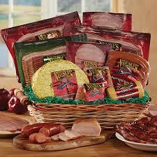 sausage gift basket meat gift baskets award winning gift baskets nueske s