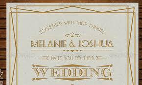 deco wedding invitations 48 best wedding invitation templates weelii