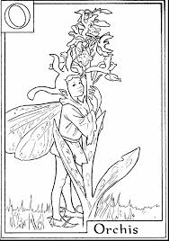 outstanding flower fairy coloring pages with fairy coloring pages