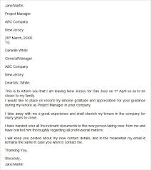 farewell letter 7 free doc download