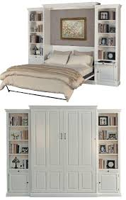 Beds With Bookshelves by Best 25 Wall Beds Ideas On Pinterest Murphy Beds Murphy Bed