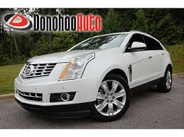 cadillac srx used cadillac srx for sale with photos carfax