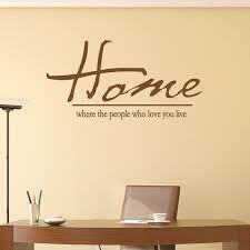 Best Wall Quote Decals Images On Pinterest Vinyl Lettering - Family room wall quotes