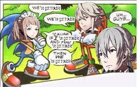 We Got This Meme - we got trouble fire emblem know your meme