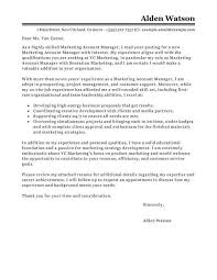 account manager cover letter examples for recruiters 5023