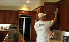Cabinet Restoration Experts Kitchen Makeovers Inc - Kitchen cabinet restoration
