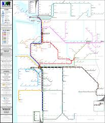 Light Rail Map Seattle Northwest Rail Concept Regional Rail Map By Opspe Seattle