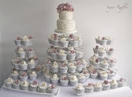 wedding cupcake tower wedding cupcakes ivory amnesia cupcake tower 1973859