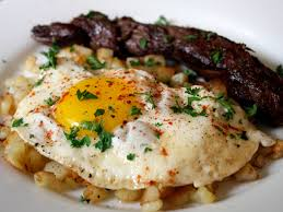 dinner egg recipes dinner tonight steak and eggs with smoked paprika recipe serious eats