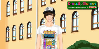 ht83 fashion by justin bieber dress up game free online games