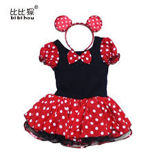 Minnie Mouse Halloween Costume Toddler Cheap Halloween Costume Minnie Mouse Aliexpress