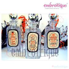 Great Halloween Gifts by Other Categories All Products Halloween Potion Bottle Labels