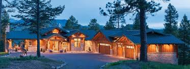 Log Home Styles Post And Beam Homes By Precisioncraft