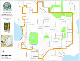 Orlando Parks Map by Community Redevelopment Agency Cra City Of Winter Park