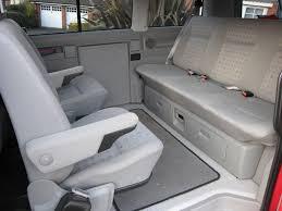volkswagen multivan interior executive