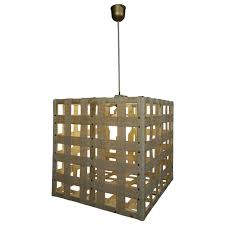 1930s Chandelier by 1930s Louis Vuitton Hat Trunk Tray Use In Chandelier Lustre For