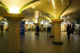 Paris Subway Free Images Architecture Building Paris France Public