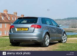ej audi 2006 audi a3 sportback s line stock photo royalty free image