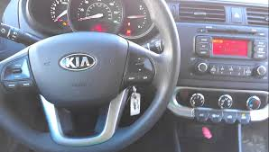 our 2013 kia rio 10000 mile report my 2013 kia rio review