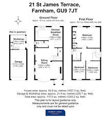 10 downing street floor plan st james terrace farnham 3 bed detached house 500 000