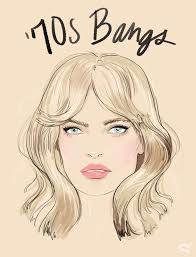 how to cut a 70s hair cut bang gangs how the coolest girls wear bangs fringes met and rock