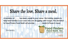 give food finders food bank