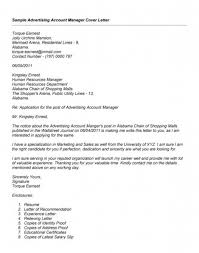 account manager cover letter efficiencyexperts us