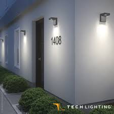 Tech Lighting Cube Pendant by Tech Lighting Taag 6 Led Outdoor Wall Sconce Outdoor Walls Wall
