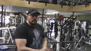 Larry Allen Bench Press Jason Blaha Rebuilding Bench Press Strength Day 3 Youtube